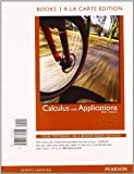 Calculus with Applications, Lial, Margaret and Greenwell, Ray, 0321772059