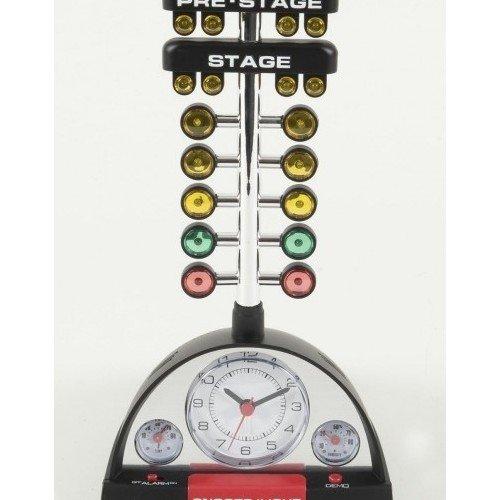 nhra-racing-alarm-clock-with-christmas-tree