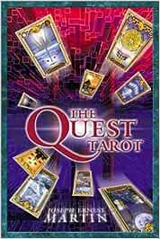 USG-JEUX The Quest Tarot (Book & Card Pack): Amazon.es: Martin, Joseph Ernest: Libros en idiomas extranjeros