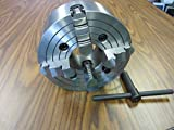 10'' 4-JAW LATHE CHUCK with independent jaws