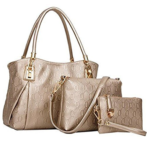 Inception Pro Infinite , Damen Henkeltasche gold Gold