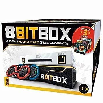 Devir 8bit Box Tisch Set Spanisch Mehrfarbig 1 Amazonde