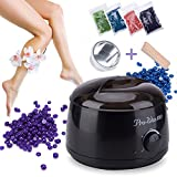 Mastech Wax warmer hair removal kit/professional electric pot heater/painless & rapid waxing, 1 Kg
