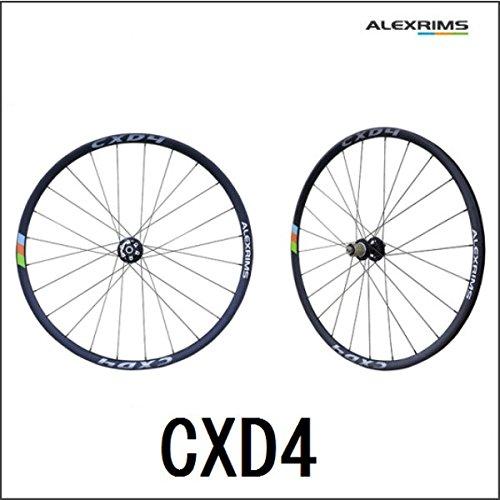 ALEXRIMS (アレックスリムズ)CXD4 ディスクロード/CX用ホイール (820507) B071YGT4JY