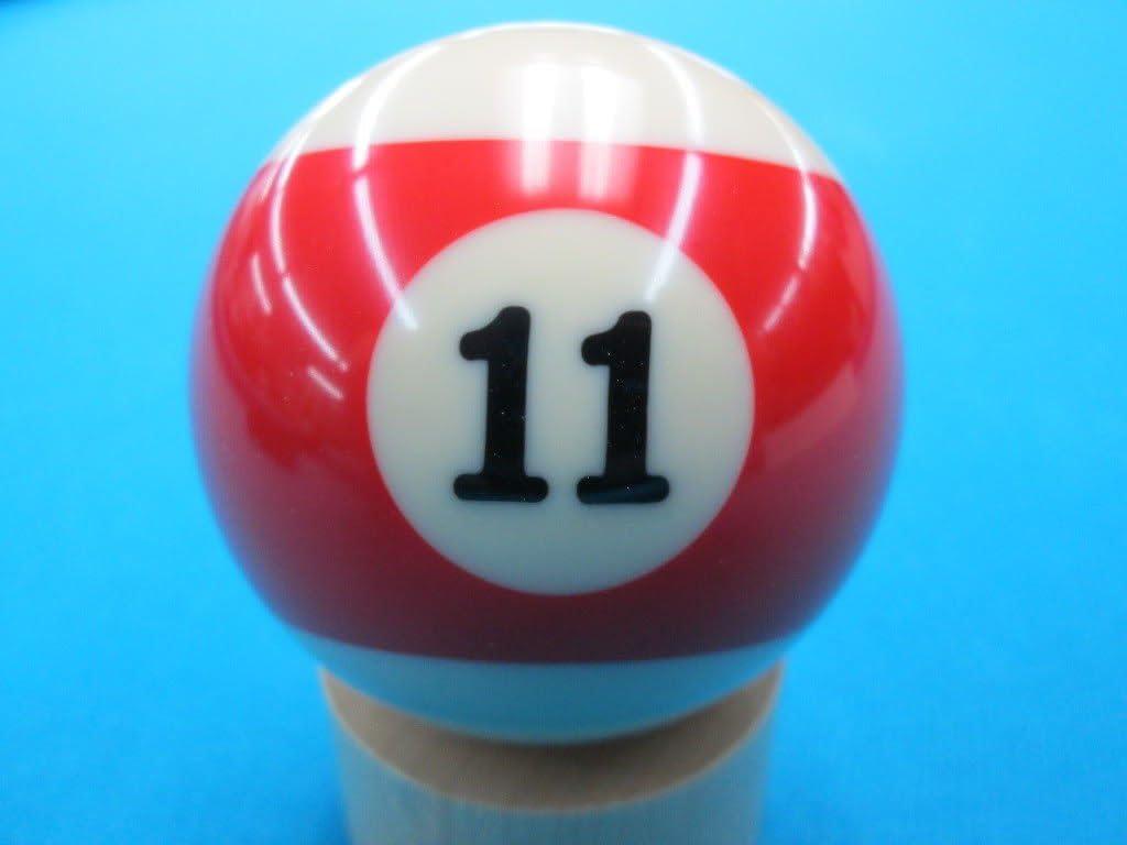 Único # 11 billar bolas de billar de repuesto 2,25 Inch Regular Tamaño estándar 2 1/4: Amazon.es: Deportes y aire libre