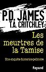 Les Meurtres de la Tamise : Une enquête historico-policière (Romanesque) par James