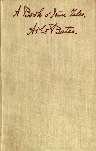 A Book o' Nine Tales (Antique Bedsteads)
