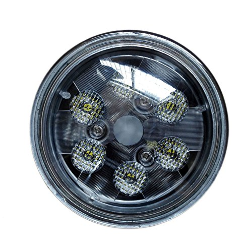 4.5 inch 18W Lantsun Round CREE LED Work Lights For John Deere's tractor(Pack of 2)-LED6218