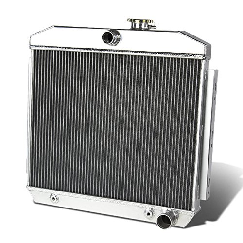 Chevy Small Block V8 3-Row Full Aluminum Racing Radiator