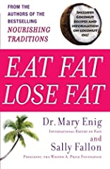 A diet and nutrition book from a new perspective, dispelling the myth that dietary fat is bad and shows that these saturated fats like coconut oil, red meat, and butterare actually essential to weight loss and health. Based on over two decad...