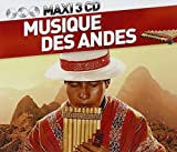 Musiques Des Andes by Various