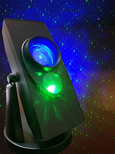 (Instant Twilight Hologram Star Show Projector Romantic Night Light Lamp Home Planetarium)