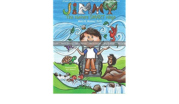 PROOF: Jimmy, the Nature SMART Ninja: A book about Howard ...
