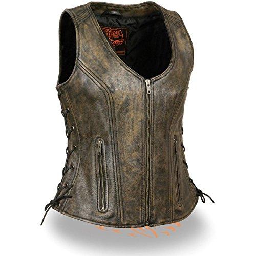 Zipper Womens Vest - 8