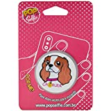 Popsocket Original Pets Cavalier Pet11, Pop Selfie, 155732, Branco