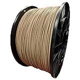 MG Chemicals Wood 3D Printer Filament, 1.75mm, 1 Kg (2.2 lbs.) - Wood