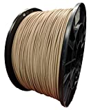 MG Chemicals Wood 3D Printer Filament, 1.75mm, 0.5 Kg (1.1 lbs.) – Wood