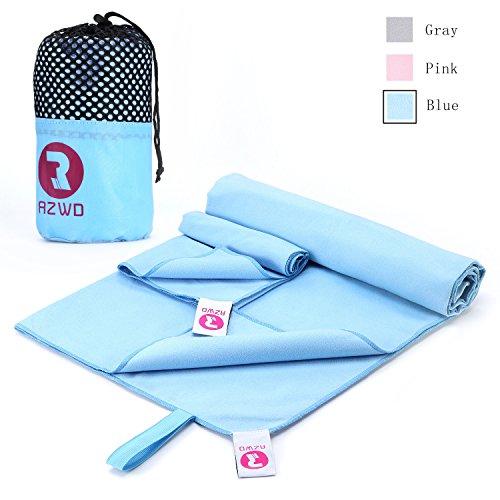 RZWD Pack Microfiber Yoga Towel product image