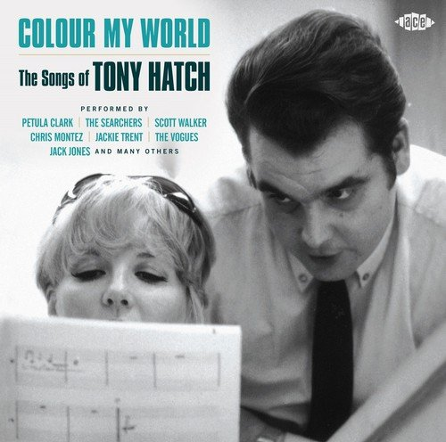 Price comparison product image Colour My World - The Songs Of Tony Hatch