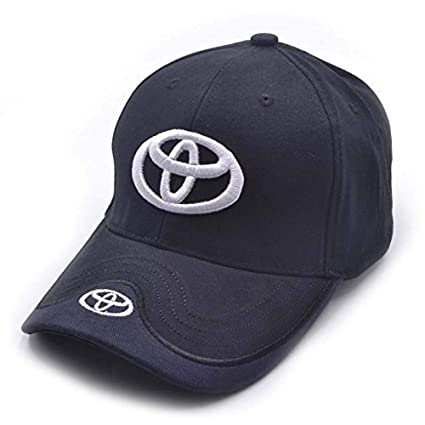 5e9b3acfe6e Amazon.com  Yuanxi Electronics Toyota F1 Racing Hat - Black  Automotive