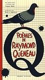 """Afficher """"Poèmes de Raymond Queneau"""""""