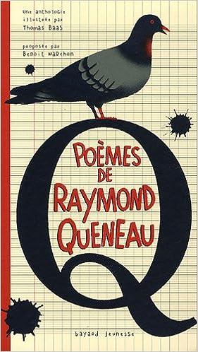 """Résultat de recherche d'images pour """"images poemes de raymond queneau benoit marchon"""""""
