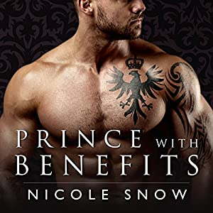 Prince with Benefits Audiobook