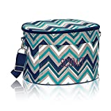 Thirty One Family Fun Thermal in Dotty Chevron - No Monogram - 4946