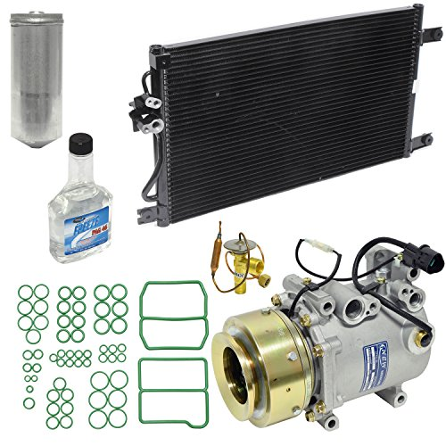 Universal Air Conditioner KT 1719A A/C Compressor/Component Kit Mitsubishi Montero A/c Compressor