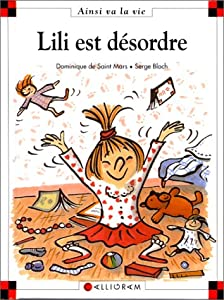 """Afficher """"Lili est désordre"""""""