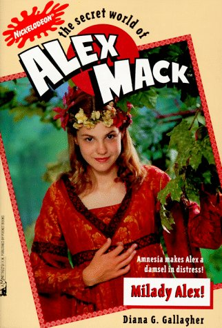 Milady Alex  The Secret World Of Alex Mack  No  15