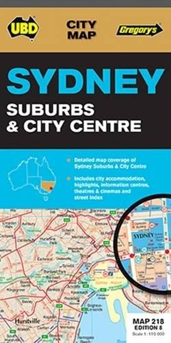 Sydney Suburbs & City Centre (City - Sydney Universal Store
