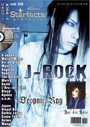 Starfacts presents: J-Rock + Multimedia-CD! Bands u.a. D'Espairs Ray, Dir En Grey, Moi Dix Mois uvm.