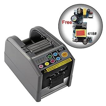 "Eléctrico Dispensador de cinta ZCUT-9/cortador de cinta máquina hasta 2.36 """