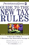 PricewaterhouseCooper's Guide to the New Tax Rules 2003, PricewaterhouseCoopers Staff, 0471249742