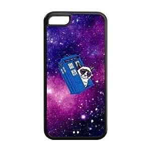 LJF phone case LeonardCustom Cute Grumpy Cat Protective Hard TPU Rubber Coated Phone Case Cover for ipod touch 4