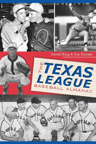 The Texas League Baseball Almanac - Texas Sports