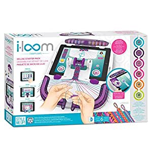Style Me Up i-Loom Deluxe Starter Pack Purple