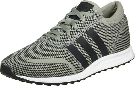 Angeles Baskets Noir Los Gris Adidas Homme Basses 75xqEndw1