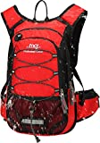 Mubasel Gear Insulated Hydration Backpack with 2L BPA Free Bladder - Keeps Liquid Cool up to 5 Hours...