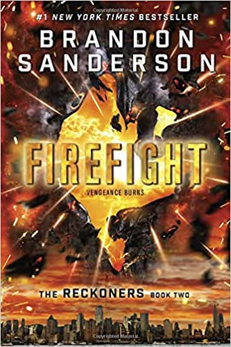 Image result for firefight by brandon sanderson