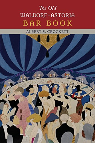 The Old Waldorf-Astoria Bar Book