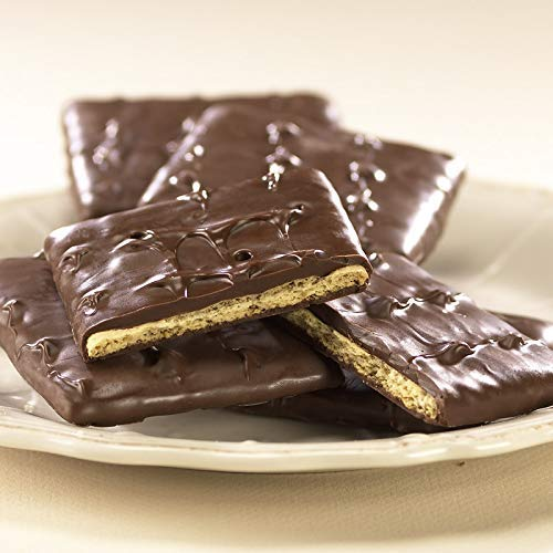 Chocolate Graham Cracker - Dark 1 Pound