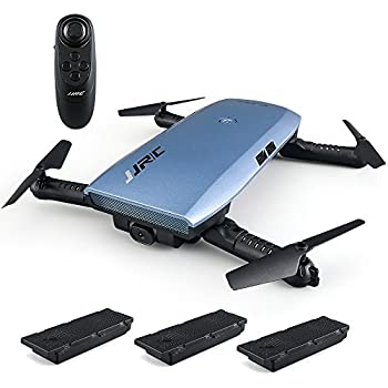 Goolsky JJR C H47 RC Drone with Camera 720P HD Live Video WiFi FPV 2.4GHz  4CH 6-Axis Gyro RC Selfie Quadcopter with Altitude Hold 5ea3e1dc2d