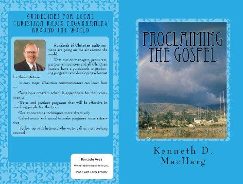 Descargar Libro La Proclamación Del Evangelio Kenneth Macharg