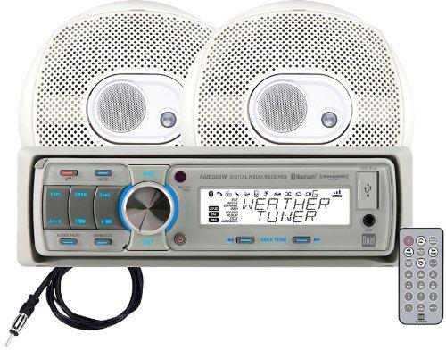 DUAL Digital Media Receiver with Bluetooth, SiriusXM Read...