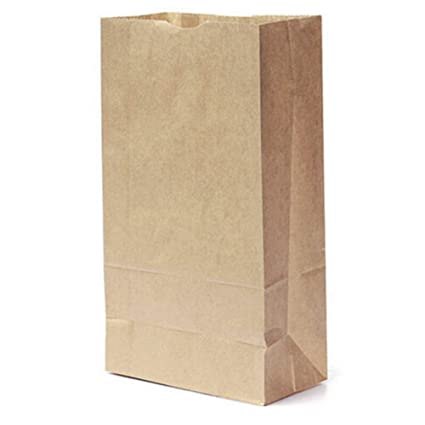 Amazon.com: 10pcs Small Kraft Paper Gift Candy Bag Vintage ...