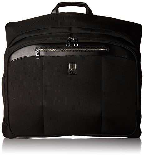 Garment Bag Valet (Travelpro Platinum Magna 2 Bi-Fold Valet Garment Bag, 23-in., Black)