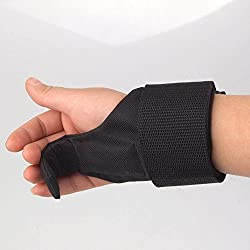 Fitness & Body Building 2Pcs Adjustable Fitness Wrist Support Weight Lifting Hooks Training Gym Grips Straps Support Black Gloves