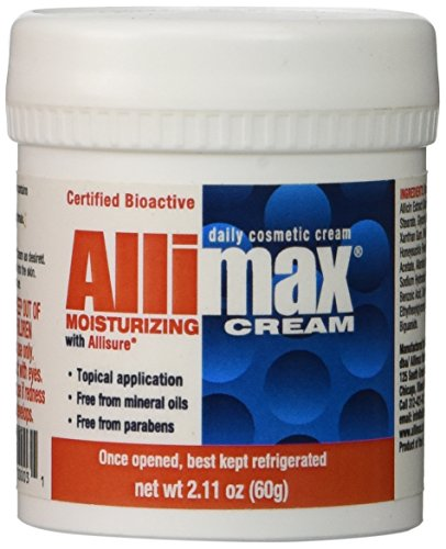 Allimax Nutraceuticals Cream, 2.11 ounce ()